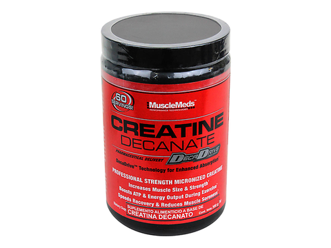 Muscle Meds Creatina Decanate 300 Grs - ordena-com.myshopify.com