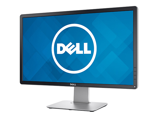 DELL P2314H Monitor LED 23 1920 FHD VGA DVI USB Negro