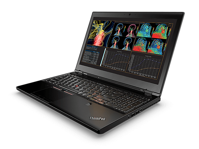 Lenovo P50 Thinkpad Workstation CI7-6820,16GB,1TB,15.6 inch W10P