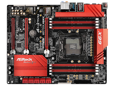 As Rock X99 X Killer 8x Ddr4 3 Pci Ex16 10x Sata3 Soc 2011 V3 - ordena-com.myshopify.com