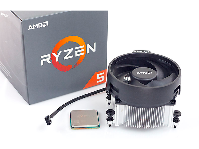 CPU AMD RYZEN 5 1500X 3.7GHZ 65W SOCKET AM4