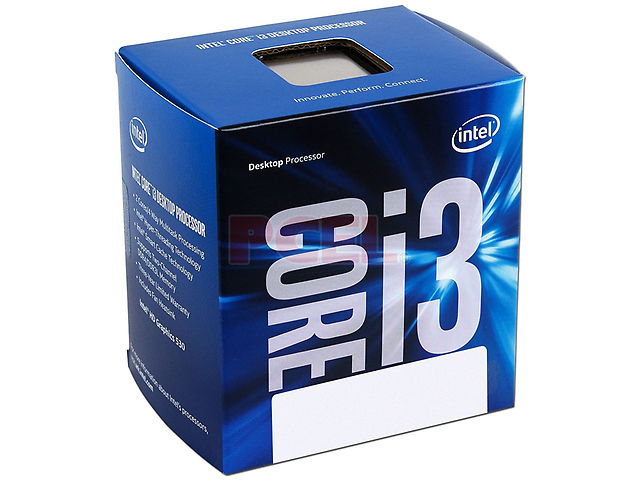 INTEL Ci3-6100 PROCESADOR 3.7GHz 3MB 14NM 51W SOC 1151