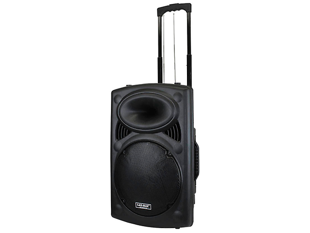 LAX-MAX LI-S12 Bafle Amplificado 12pulg Bluetooth