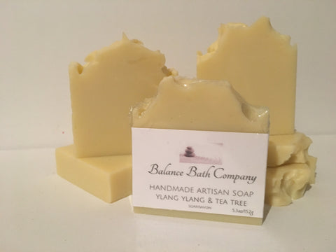Soap - Ylang Ylang & Tea Tree