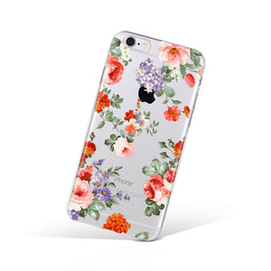 Angelic Lavender iPhone Case