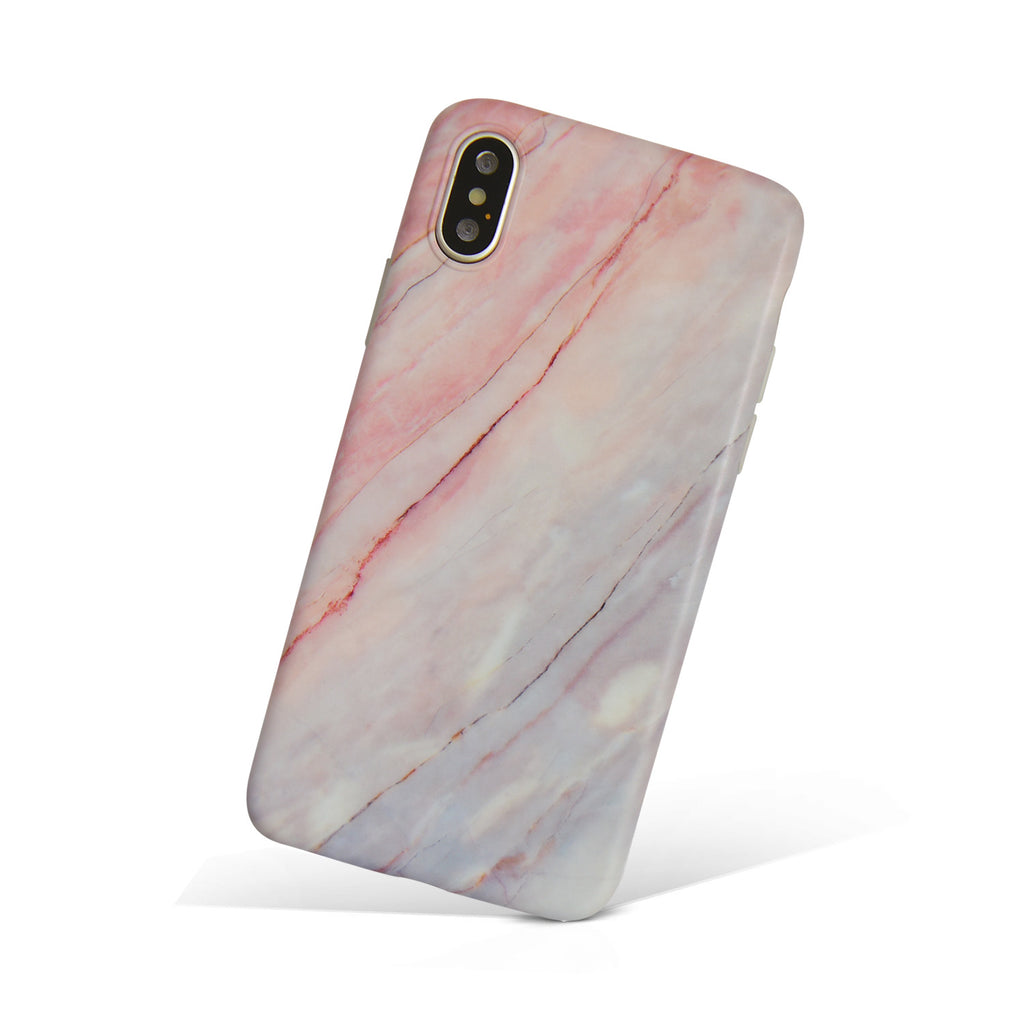 Pure Elegance Marble iPhone Case