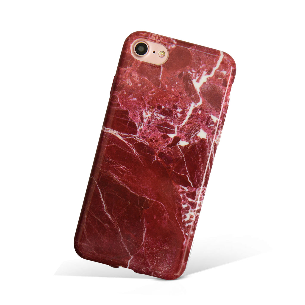 Deep as Love Marble iPhone Case
