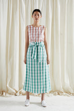 SERPENT SKIRT / APPLE