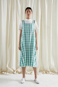 FORBIDDEN FRUIT DRESS [ REVERSIBLE ] / APPLE