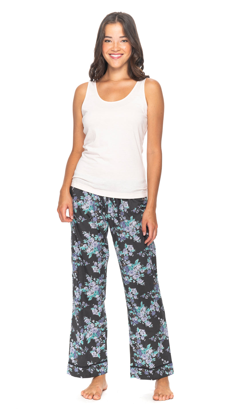 Organic Cotton Pajama Pants - 5 PRINTS!