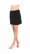 Mila Mini Skirt - black - organic cotton