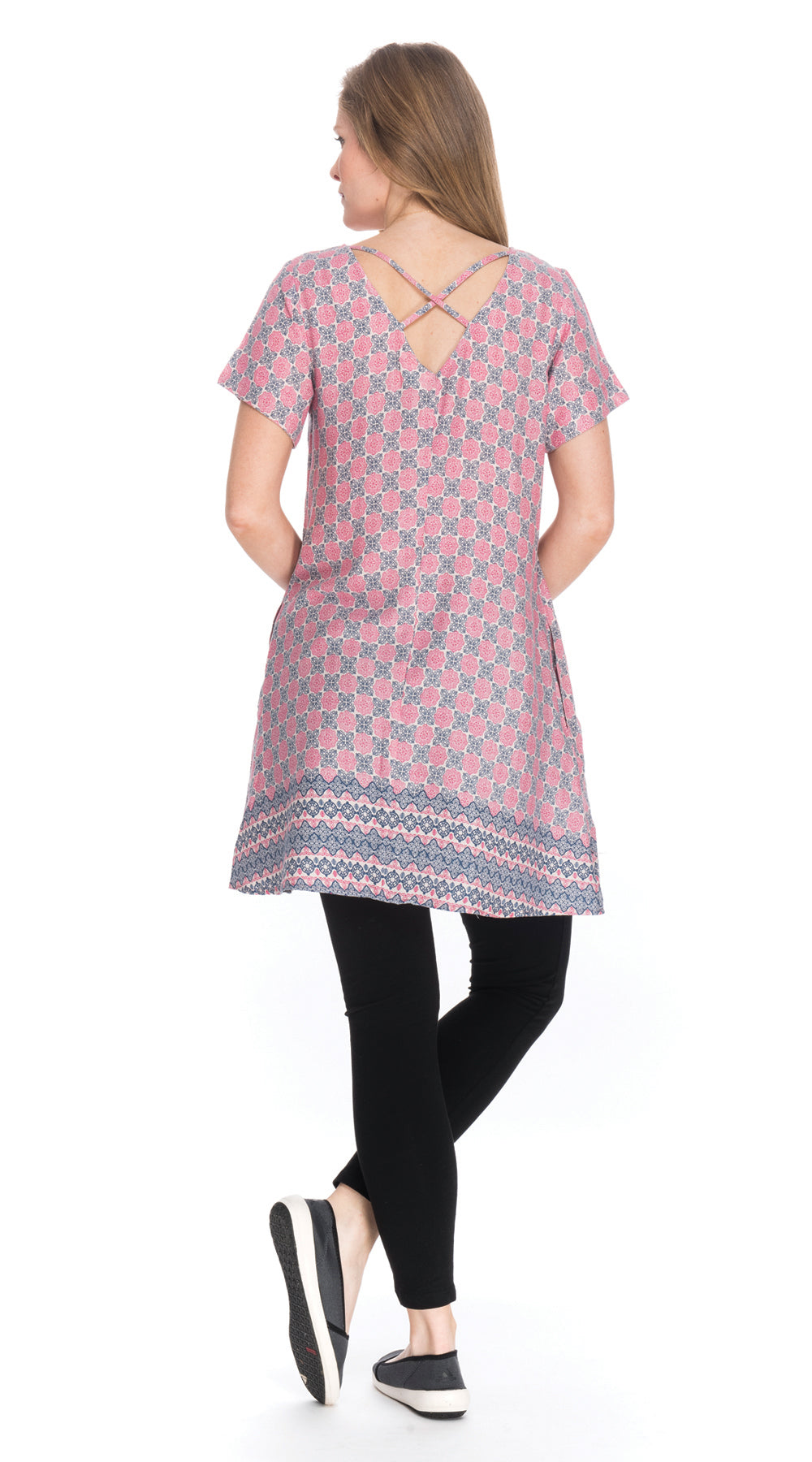 Lexi Tunic - light pink