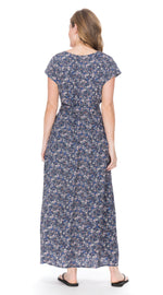 Sasha Dress - periwinkle