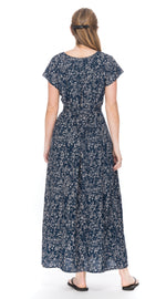 Sasha Dress - navy
