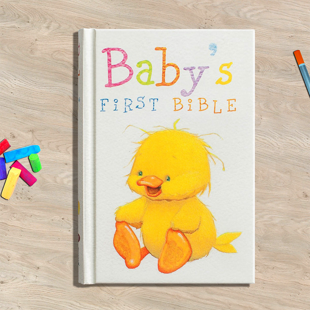 Baby's First Bible - New King James Version