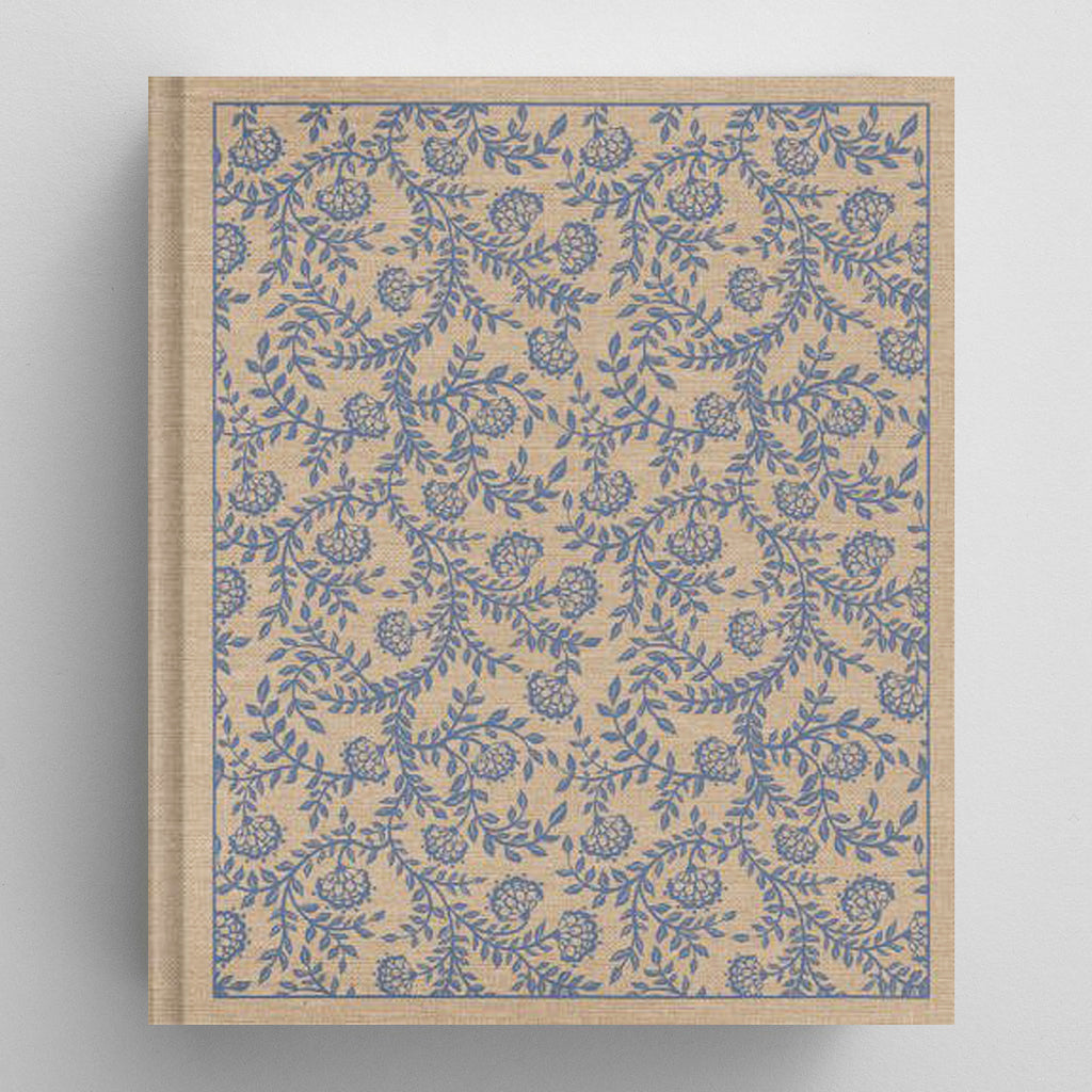 ESV Journaling Bible (Cloth Flowers)