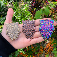 BUTTERLY EFFECT 3D PENDANTS