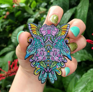 BUTTERFLY EFFECT PINS