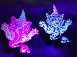 WITCH KITTY PINS