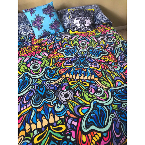 BASSKULL FLEECE BLANKETS