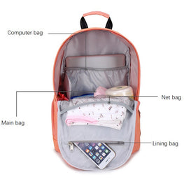 Fashion Baby Diaper Bags Maternity Backpack