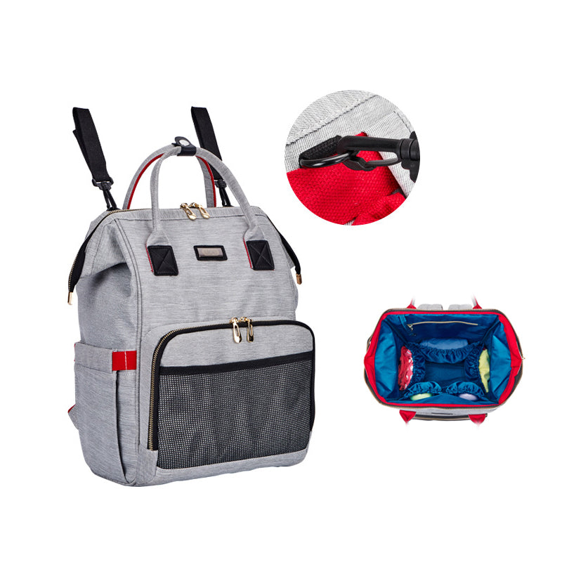 Multi-functional Nappy Changing Baby Diaper Backpack
