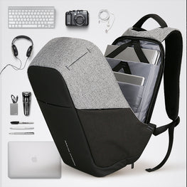 Multifunction 15 inch Laptop Backpacks For Teenager Anti Thief