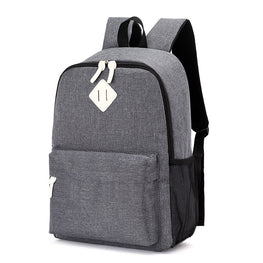 Vintage Canvas Laptop Backpacks School Bags