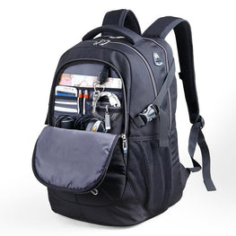 15.6 inch Shockproof Men Laptop Backpacks