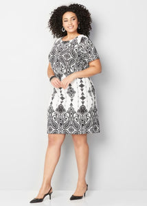 Dress - Tribal Diamonds