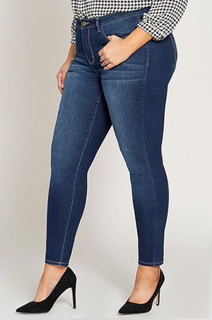 Jean Pants - 3 Button Denim