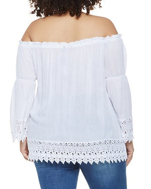 Blouse - Peasant Top