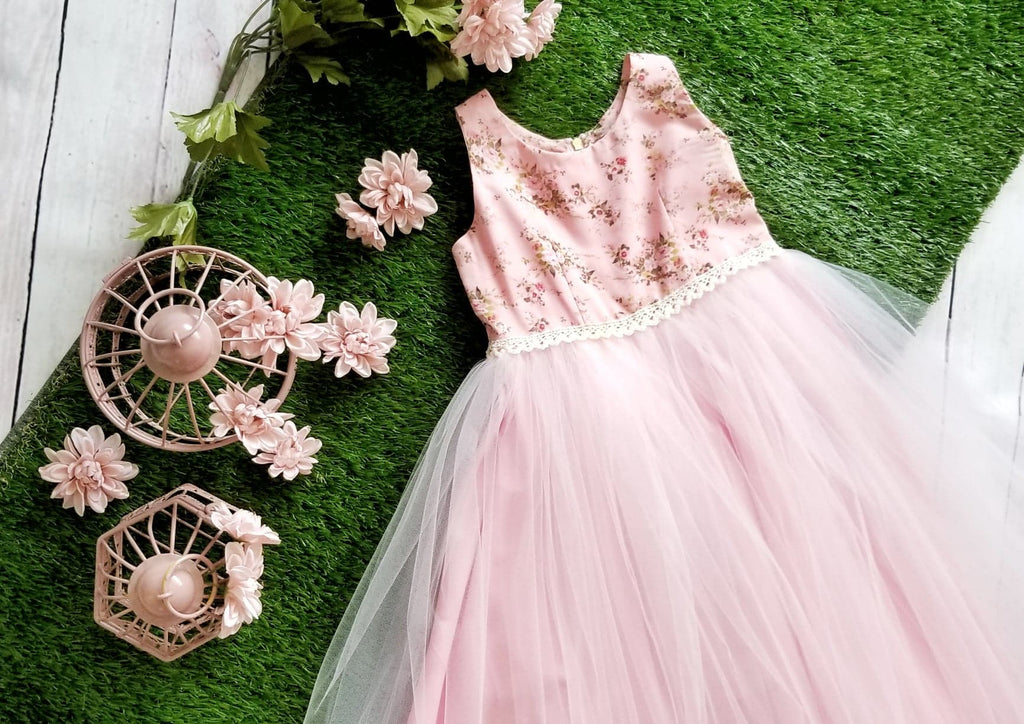 Secret Garden Fairy Dress