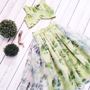 Maiya's Paradise Skirt & Top