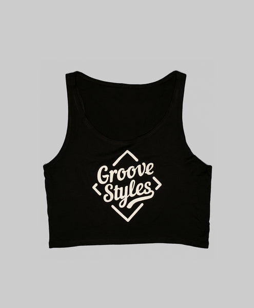 Groovestyles Classic Crop (Black)