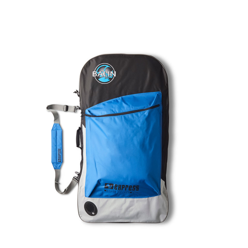 Bodyboard bag double cover