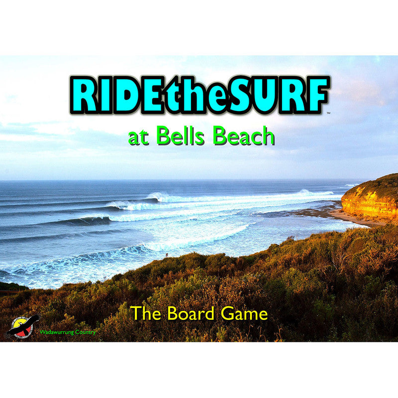 BoardGame surf Bells beach