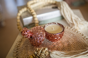 Environmentally friendly candles for your home