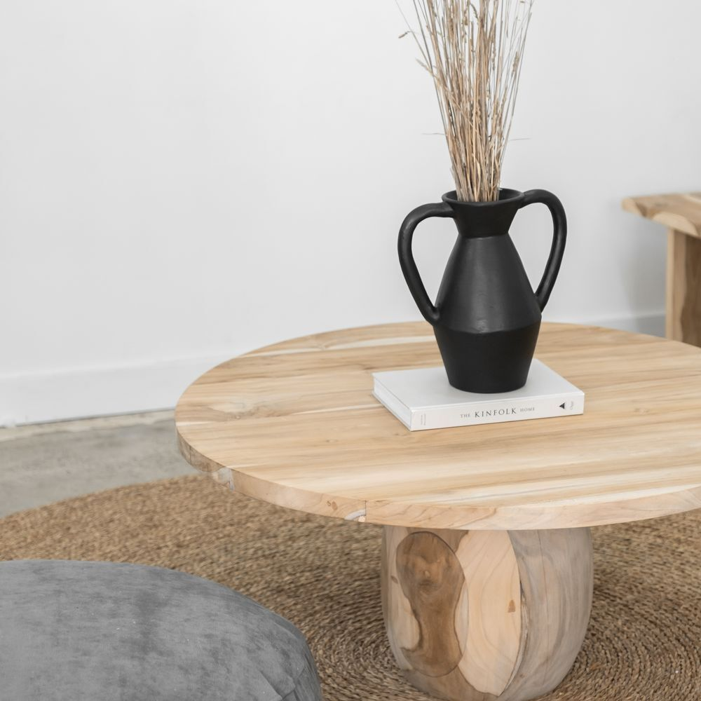 CECIL TEAK COFFEE TABLE - PREORDER