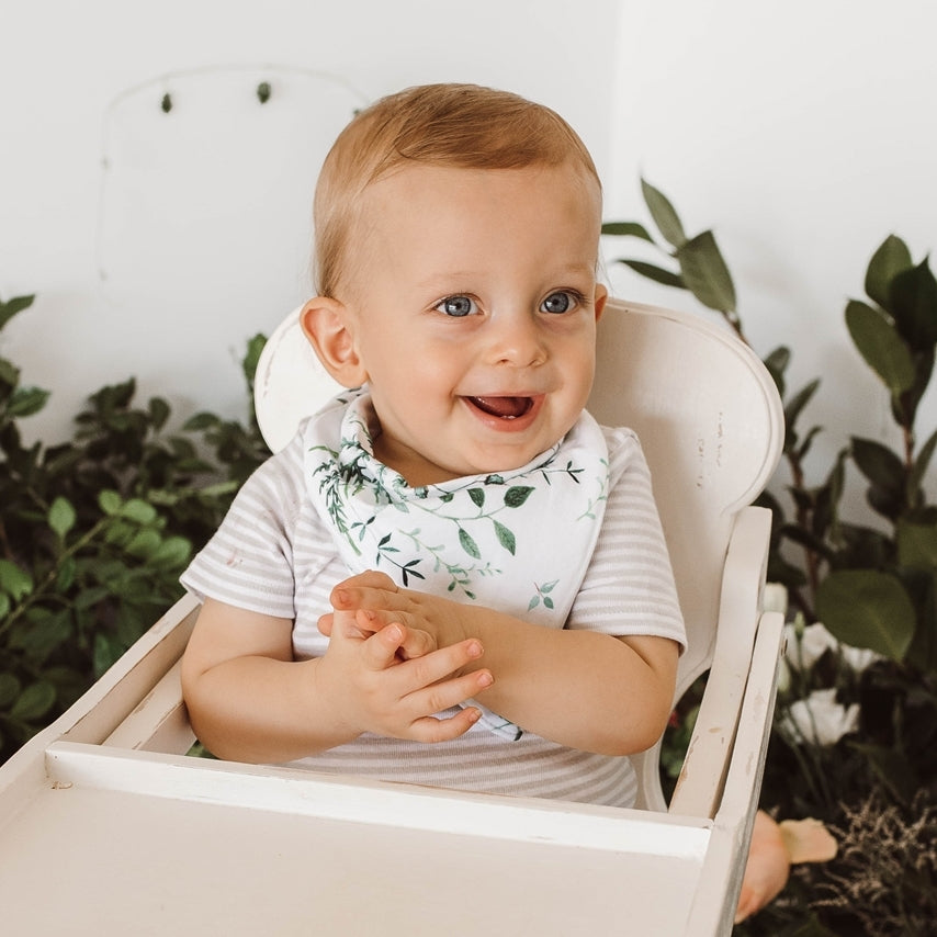 BANDANA DRIBBLE BIB - ENCHANTED - SUN REPUBLIC