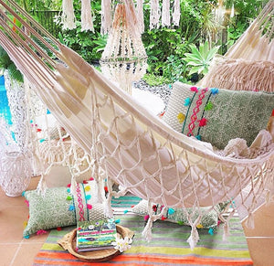 KIERA DAY DREAM BOHO HAMMOCK - SUN REPUBLIC