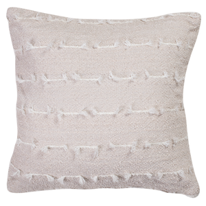TWYLA  CUSHION - OAT