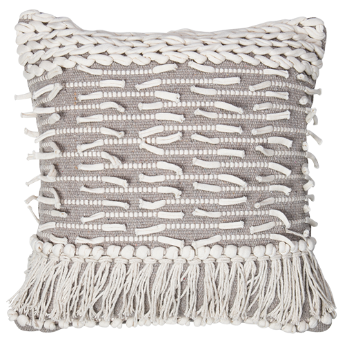 BYRON EMBELLISHED CUSHION - SUN REPUBLIC