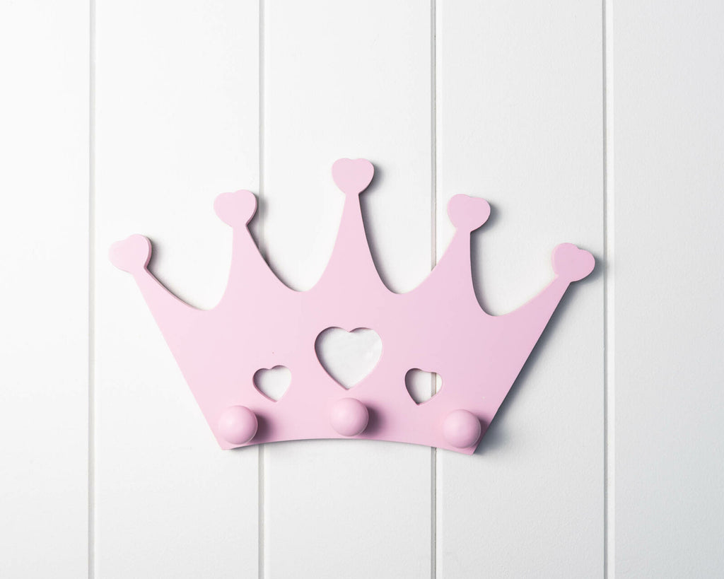 PRINCES CROWN WALL HOOK - SUN REPUBLIC