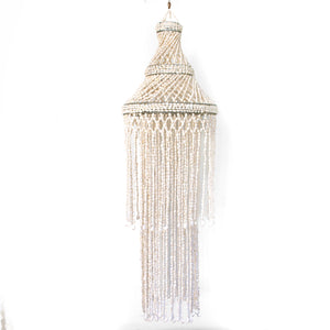 SHELL CHANDELIER - MEDIUM