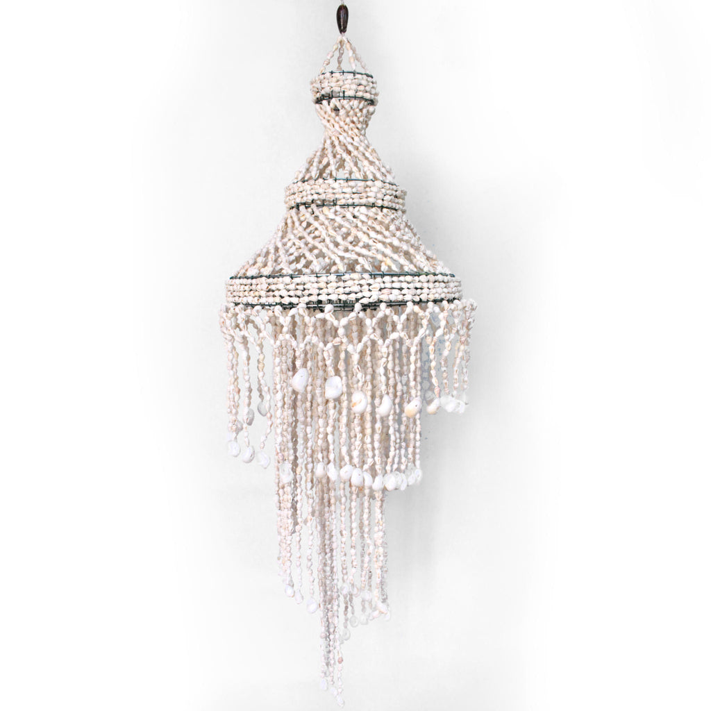 SHELL CHANDELIER - SMALL