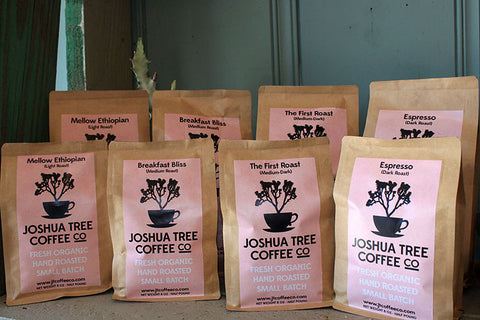 Get caffeinated with Joshua Tree Coffee Co