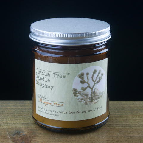 Pinyon Pine Candle by Joshua Tree Candle Co.