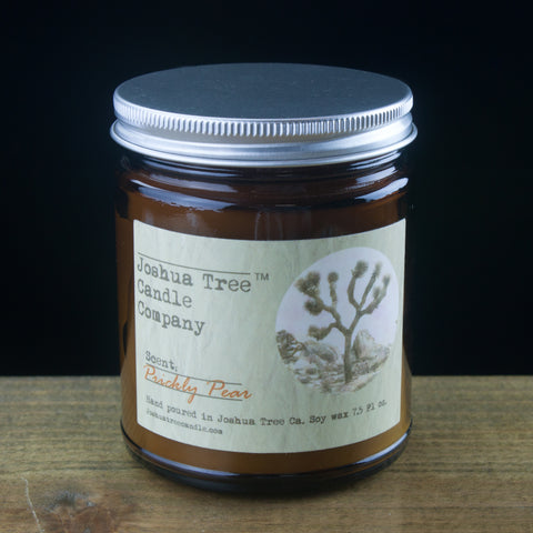Prickly Pear Candle by Joshua Tree Candle Co.