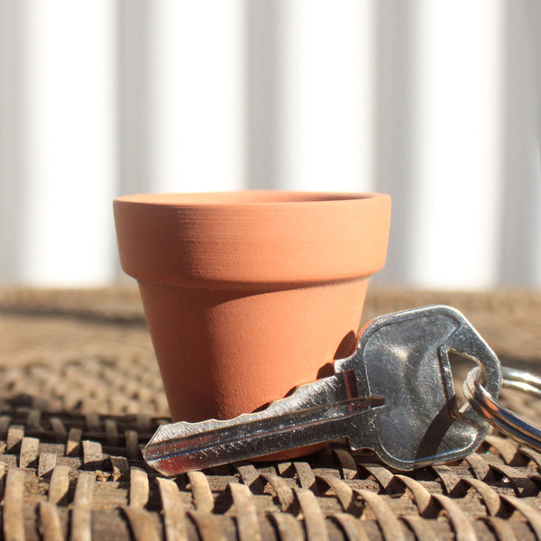 Tiny Terra Cotta Pot